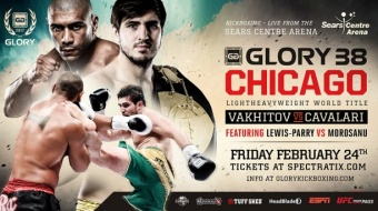 GLORY 38 - Chicago