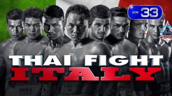 Uitslagen | Thai Fight Italy