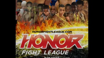 Uitslagen | HONOR Fight League