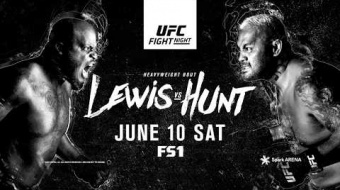 UFC Fight Night: Lewis vs Hunt