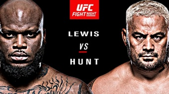 UFC Fight Night 110: Lewis vs. Hunt
