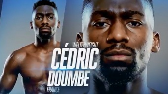 GLORY 42 Paris: Cedric Doumbé Highlight