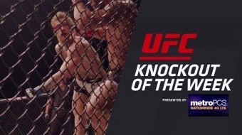 KO of the Week: Derek Brunson vs Roan Carneiro