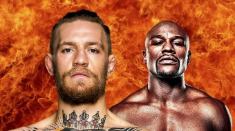 Mayweather en McGregor op 26 augustus in de ring