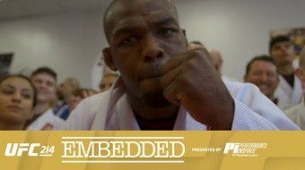 UFC 214 Embedded: Vlog Series - Episode 1
