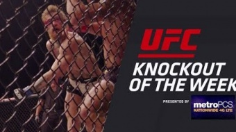 KO of the Week: Junior Dos Santos vs Gabriel Gonzaga