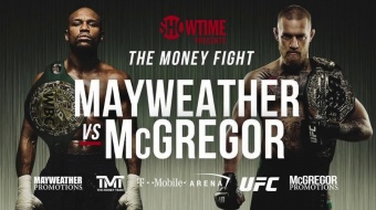Uitslagen | The Money Fight: Floyd Mayweather vs. Conor McGregor