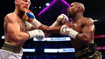 Floyd Mayweather - Conor McGregor - Full Fight