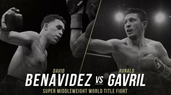 Uitslagen | Showtime Boxing: Benavidez vs. Gavril