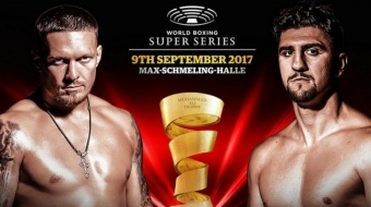 Uitslagen | World Boxing Super Series: Usyk vs. Huck
