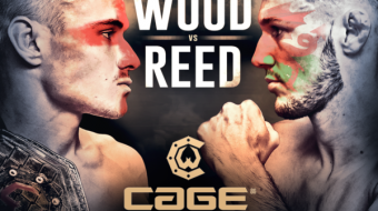 Uitslagen | Cage Warriors 86: Wood vs. Reed