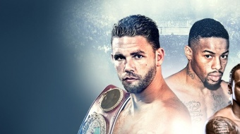 Uitslagen | Queensbury Promotions : Saunders vs. Monroe Jr
