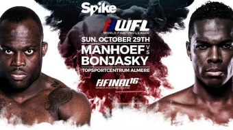 Uitslagen | WFL Final 16 – Manhoef vs Bonjasky
