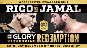 Fight Cards voor GLORY: REDEMPTION & GLORY 49