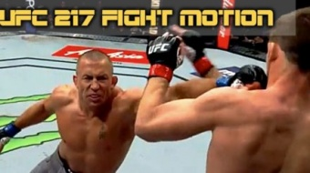 UFC 217: Fight Motion