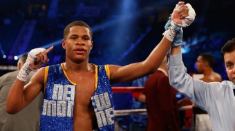 Devin Haney Knock Outs
