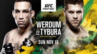 Uitslagen | UFC Fight Night 121: Werdum vs. Tybura
