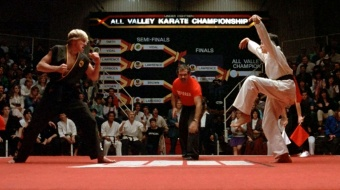 Cobrai Kai - The Karate Kid is back!