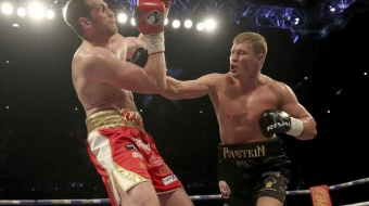 Alexander Povetkin vs David Price (Highlights)