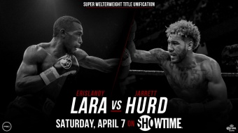 Uitslagen | Showtime Boxing: Lara vs. Hurd