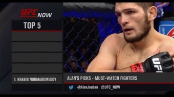 UFC Now: Top 5 Must-watch Fighters