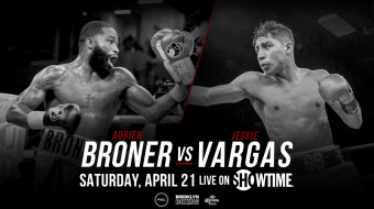 Uitslagen | Showtime Boxing - Broner vs. Vargas