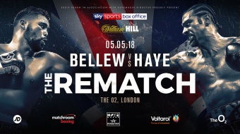 Uitslagen | Sky Sports Boxing - Tony Bellew vs. David Haye