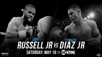 Uitslagen | Showtime Boxing - Russell Jr. vs. Diaz