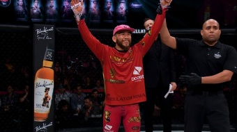 Bellator 201: Juan Archuleta Highlights