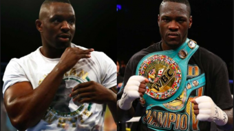 Next: Deontay Wilder vs Dillian Whyte