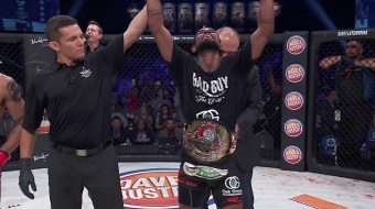 Bellator 204: Sitdown - Darrion Caldwell