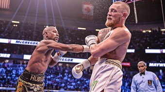 "Conor McGregor: ""F**k the Mayweathers"" na uitnodiging van Floyd Mayweather"
