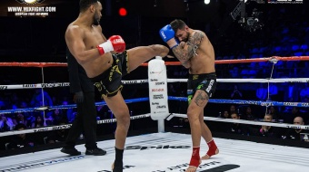 ONE CHAMPIONSHIP: Ibrahim El Bouni Warns Fans Not To Blink In Myanmar