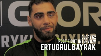 Ertugrul Bayrak: Ik snap de split-decision (video)