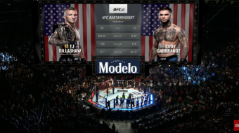 (Video) UFC Brooklyn Free Fight: TJ Dillashaw vs Cody Garbrandt 2