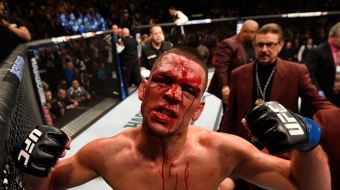 Nate Diaz vs. Anthony Pettis op UFC 241