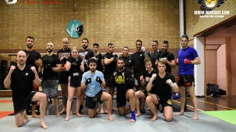 MIXFIGHT ON TOUR: SEMINAR GAGO DRAGO bij FIT-KICKBOXING HENGELO