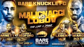 (Video) Bare Knuckle FC 6: The Road to Malignaggi vs. Lobov