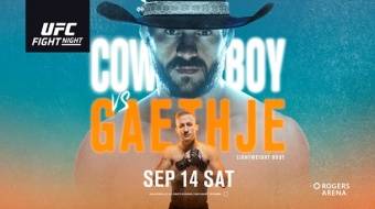 UFC Fight Night 158: Cowboy vs. Gaethje