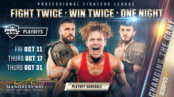 Professional Fighters League Playoff Event 1