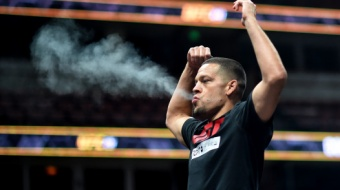 Nate Diaz: 'Peace out fight game'