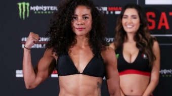 Spike Sports Free Fight: DENISE KIELHOLTZ VS SABRIYE ŞENGÜL