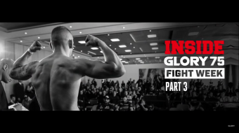 Inside Glory Fight Week - Part 3