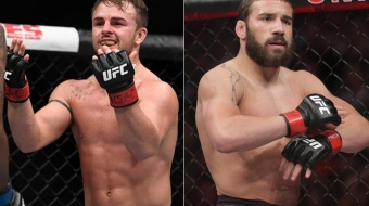 Jimmie Rivera vs. Cody Stamann op UFC Fight Island 1