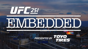 UFC 251 Embedded: Vlog Series - Episode 3