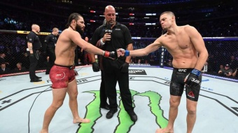 UFC 251 Free Fight: Jorge Masvidal vs Nate Diaz