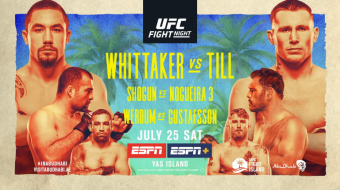 Rewind | UFC on ESPN 14: Whittaker vs. Till