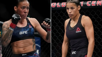 'Germaine de Randamie vs. Julianna Peña in oktober'