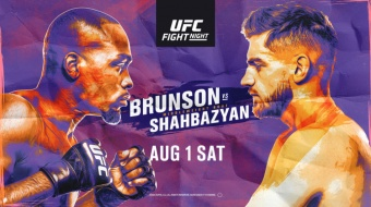 Rewind | UFC Fight Night 173: Brunson vs. Shahbazyan