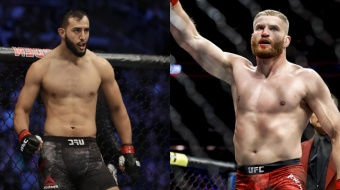 'Dominick Reyes vs. Jan Blachowicz op UFC 253'